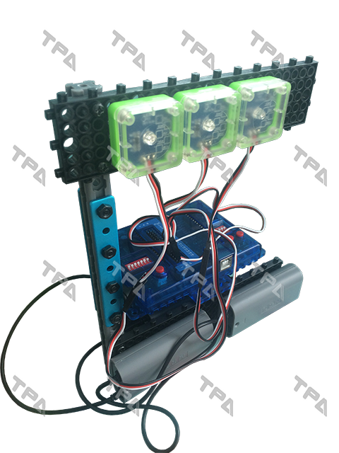 Bộ sản phẩm giáo dục Robot STEM MRTDuino