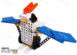Cách rèn luyện trí thông minh cho trẻ thông qua mô hình ROBOTKIT PLAY 700
